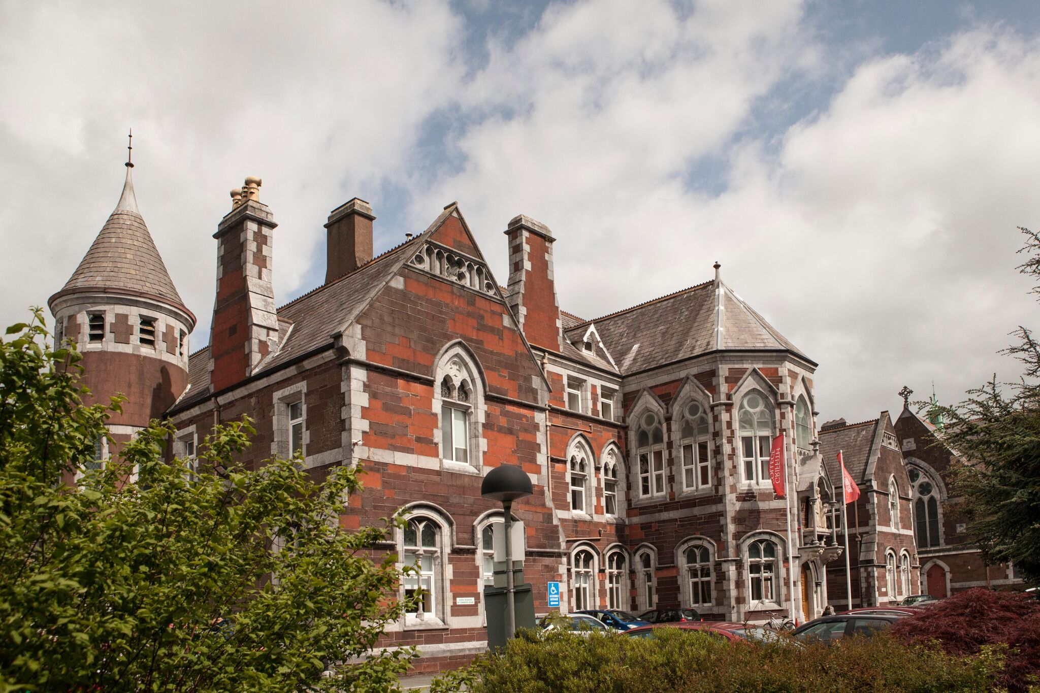 Griffith College Dublin old building