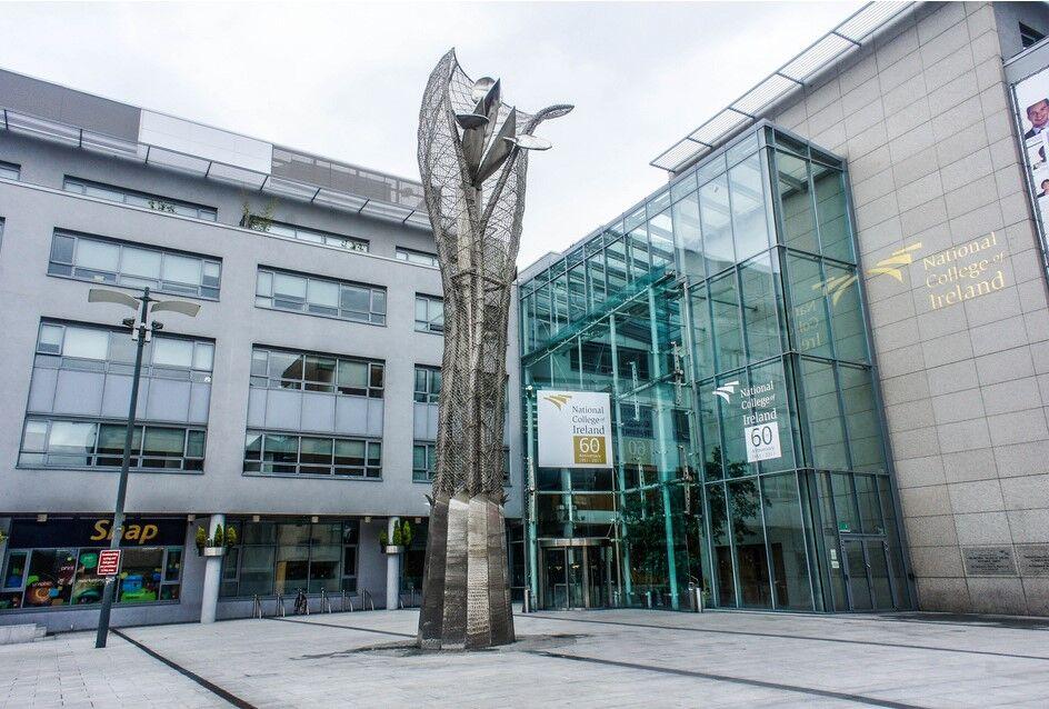 National College Ireland building
