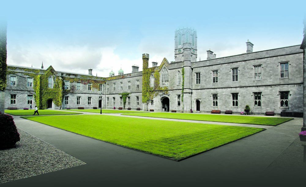 NUI Galway old building